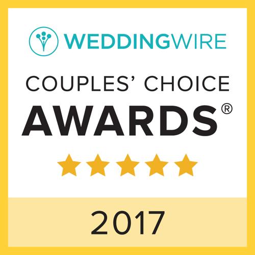 wedding wire aveda 2017