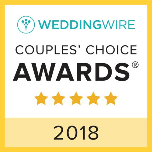 wedding wire aveda 2018