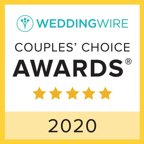 wedding wire aveda 2020